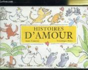 Histoires D'Amour - Couverture - Format classique