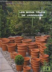 Bons Trucs De Jardinage (Les) - Couverture - Format classique