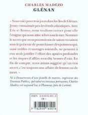 Glenan - 4ème de couverture - Format classique