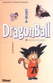 Dragon Ball T.1 ; Sangoku - Intérieur - Format classique
