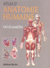 Atlas d'anatomie humaine - Intérieur - Format classique