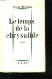 Le Temps De La Chrysalide. - Couverture - Format classique