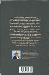 Eau De Vie, Le Guide - 4ème de couverture - Format classique