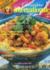 Cuisine Internationale N°4 - Couverture - Format classique