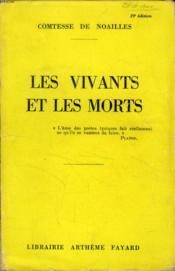 Les Vivants Et Les Morts - Couverture - Format classique