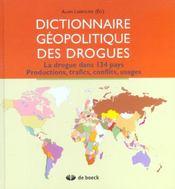 Dict. geopolitique drogues - Intérieur - Format classique