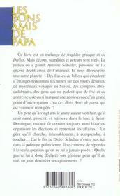 Les Bons Amis De Papa - 4ème de couverture - Format classique