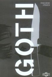 Goth t.1 - Intérieur - Format classique