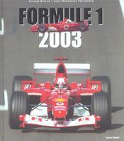 Formule 1, 2003 - Intérieur - Format classique