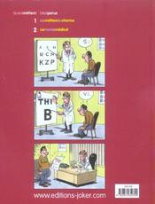 Quels metiers t.2 ; le monde medical ; sante ! - 4ème de couverture - Format classique