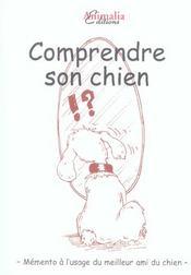 Comprendre Son Chien - Intérieur - Format classique