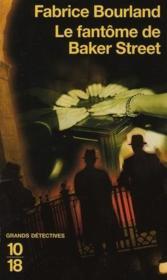 Le fantôme de Baker street - Couverture - Format classique