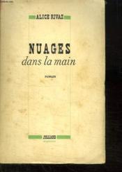 Nuages Dans La Main. - Couverture - Format classique