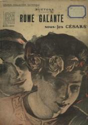 Rome Galante Sous Les Cesars - Couverture - Format classique