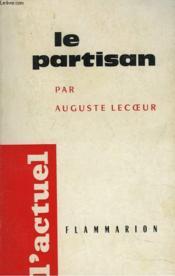 Le Partisan - Couverture - Format classique