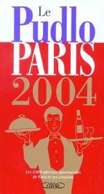 Le Pudlo Paris - Intérieur - Format classique