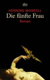 Fuenfte Frau - Couverture - Format classique