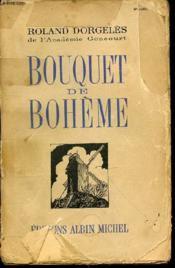Bouquet De Boheme. - Couverture - Format classique