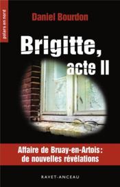 Brigitte, acte II - Couverture - Format classique