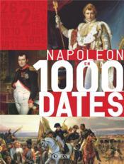 Napoléon en 1000 dates - Couverture - Format classique