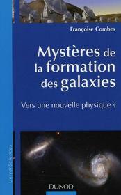 Mystères de la formation des galaxies ; vers une nouvelle physique ? - Intérieur - Format classique