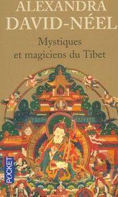 Mystiques et magiciens du Tibet - Intérieur - Format classique