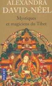 Mystiques et magiciens du Tibet - Couverture - Format classique