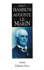 Auguste la marin - Couverture - Format classique