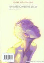 Bloodsucker t.5 - 4ème de couverture - Format classique