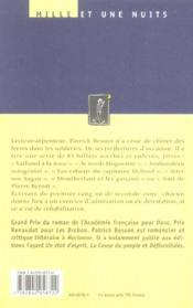 Solderie - 4ème de couverture - Format classique