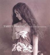 Tahiti, 1904-1921 ; Lucien Gauthier, photographe - Intérieur - Format classique