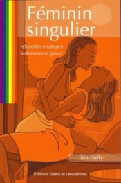 Feminin Singulier - Couverture - Format classique