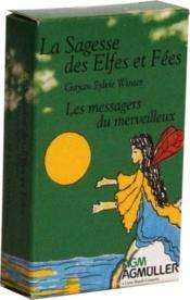 Sagesse Des Elfes Et Fees - Couverture - Format classique