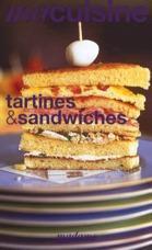 Tartines & sandwiches - Couverture - Format classique