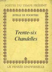 Trente-Six Chandelles - Couverture - Format classique