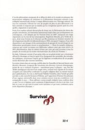Ethnies T.35/36 ; Habiter Le Monde, Chroniques Du Xxie Siecle - 4ème de couverture - Format classique
