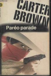 Collection La Poche Noire. N° 60 Pareo Parade. - Couverture - Format classique
