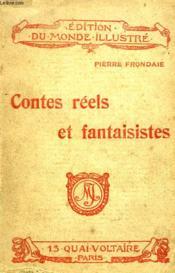 Contes Reels Et Fantaisistes - Couverture - Format classique