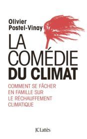La comédie du climat - Couverture - Format classique