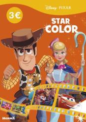 Star color ; Disney Pixar - Couverture - Format classique