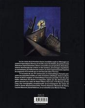 Le cinéma expressionniste allemand - 4ème de couverture - Format classique