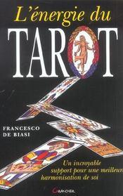 Énergie du tarot - Intérieur - Format classique