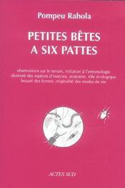 Petites betes a six pattes - Intérieur - Format classique