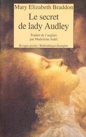 Le Secret De Lady Audley N 340 - Intérieur - Format classique