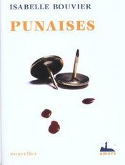 Punaises - Intérieur - Format classique