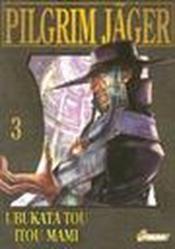 Pilgrim Jager t.3 - Couverture - Format classique