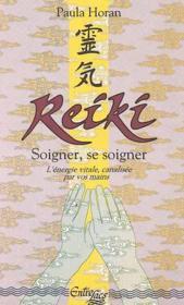 Reiki seoigner - Couverture - Format classique