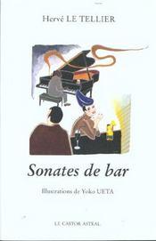 Sonates de bar - Intérieur - Format classique