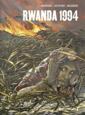 Rwanda 1994 ; intégrale - Couverture - Format classique