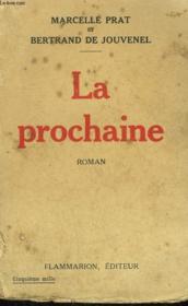 La Prochaine. - Couverture - Format classique
